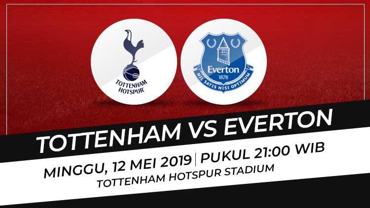 Prediksi Tottenham Hotspur vs Everton Copyright: © Eli Suhaeli/INDOSPORT