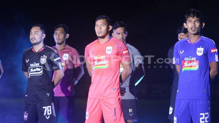 PSIS Semarang launching tim untuk Liga 1 2019. Copyright: © Ronald Seger Prabowo/INDOSPORT.