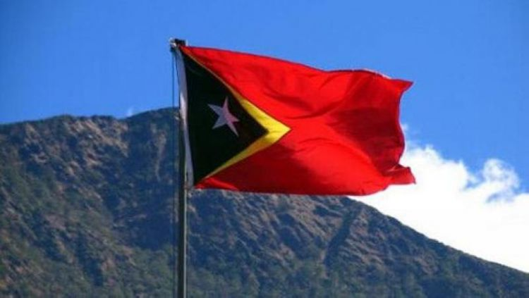 Bendera Timor Leste Copyright: © tribunnews.com