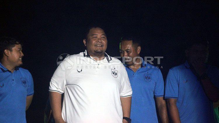 Manajer PSIS Semarang, Wahyu Winarto Copyright: © Ronald Seger/INDOSPORT