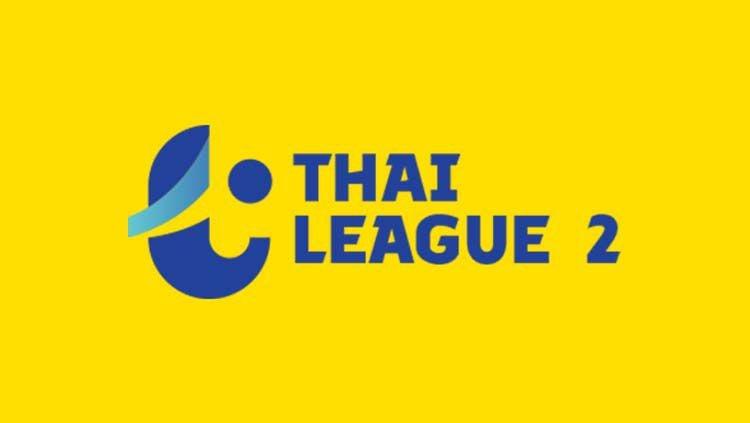 Logo Thai League 2. Copyright: © Eli Suhaeli/INDOSPORT