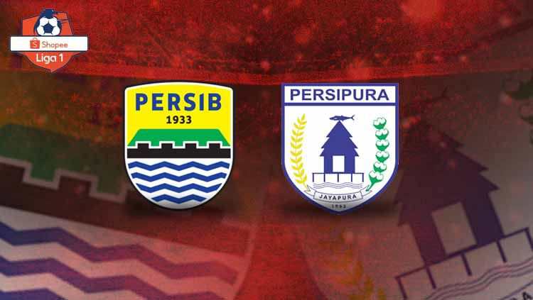 Persib Bandung vs Persipura Jayapura Copyright: © Eli Suhaeli/INDOSPORT
