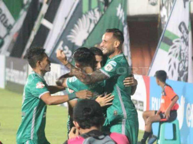 Hasil Pertandingan Liga 1 2019 PSS Sleman vs PSM Makassar: Super Elja Comeback!