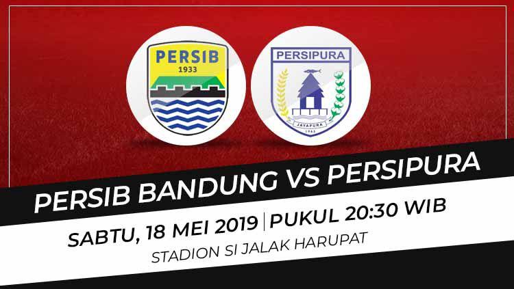 Prediksi Persib Bandung vs Persipura Jayapura Copyright: © Eli Suhaeli/INDOSPORT