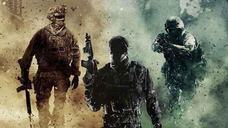 Seorang gamer eSports menggunakan pengalaman bermain FPS untuk membantu melawan kelompok teroris ISIS di Suriah. Copyright: © Daily Star
