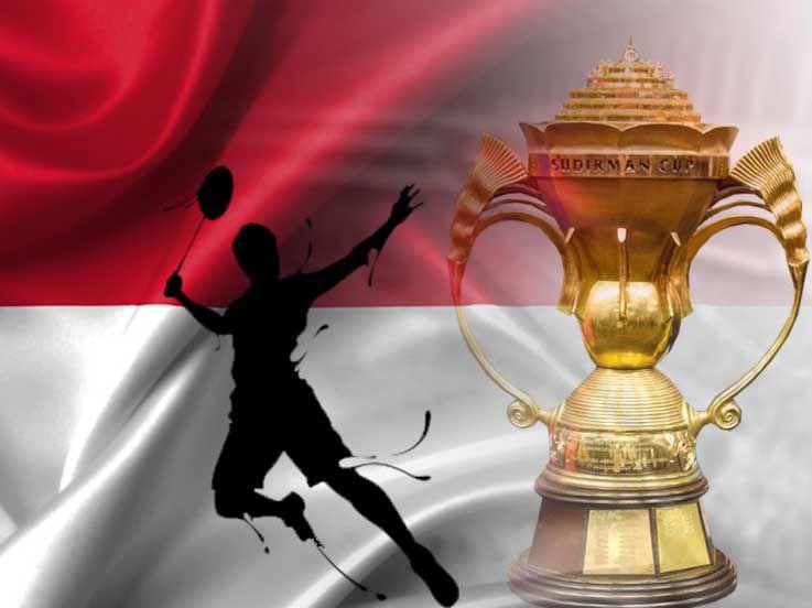 Profil Tim Piala Sudirman 2019: Indonesia, Tekad Pulangkan Piala ke Tanah Air