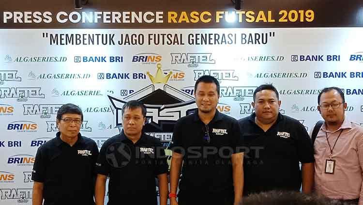 Raftel Algaseries Futsal Championship Copyright: © Shintya Anya Maharani/INDOSPORT