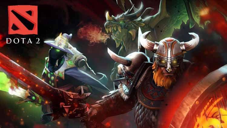 Dalam game eSports Dota 2, sejumlah hero memiliki kemampuan yang mematikan apabila disandingkan dengan hero lain. Copyright: © Red Bull