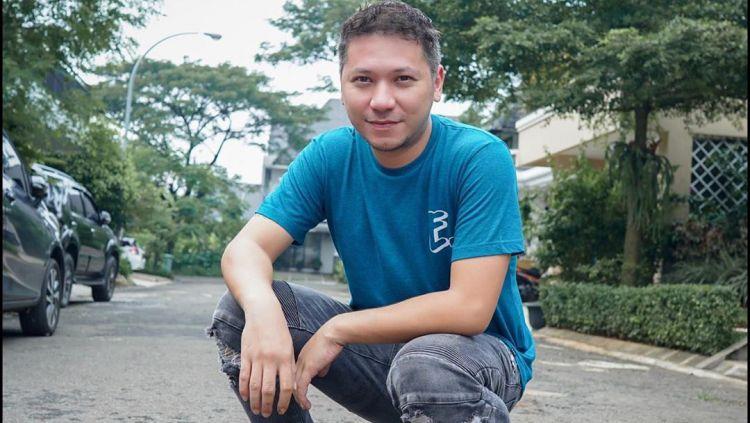 Gading Marten, aktor kawakan Indonesia. Copyright: © instagram.com/gadiiing/