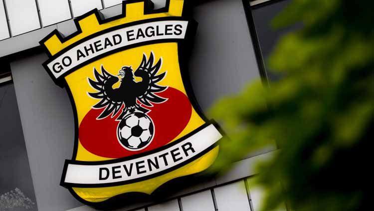 Logo Go Ahead Eagles salah satu klub Belanda Copyright: © deventer.info