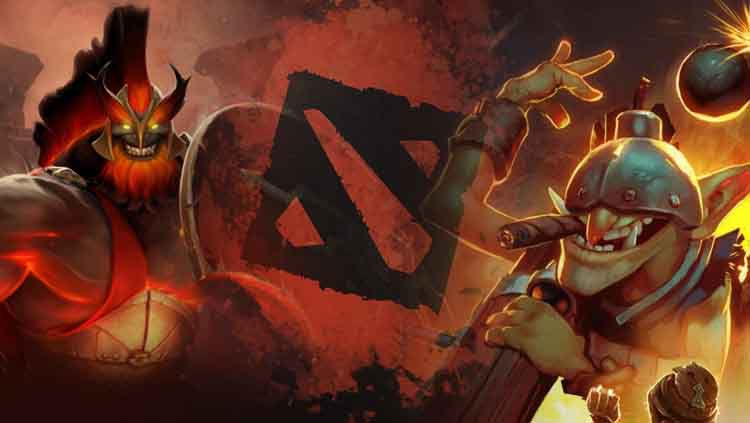 Dota 2 Copyright: © WallpapersCraft/glitched.africa/Dota 2/Eli Suhaeli/INDOSPORT