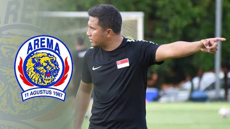 Eks kapten Arema FC, Noh Alam Shah Copyright: © foxsportsasia/Eli Suhaeli/INDOSPORT