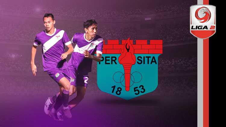 Profil tim Persita Tangerang Liga 2 2019. Copyright: © Eli Suhaeli/INDOSPORT