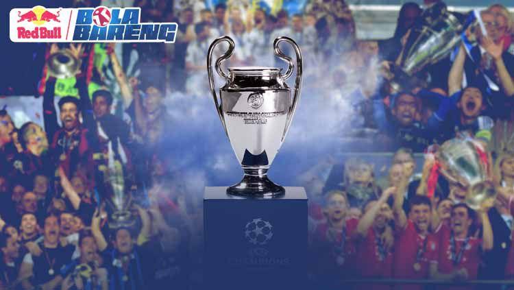 Lima klub juara Liga Champions, Barcelona, Real Madrid, Chelsea, Inter Milan, dan Bayern Munchen. Copyright: © Eli Suhaeli/INDOSPORT