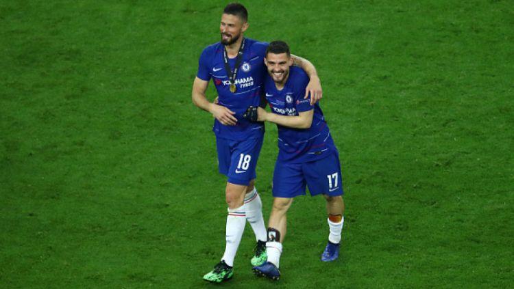 Frank Lampard menyebutkan bahwa Mateo Kovacic menjadi satu-satunya pemain Chelsea yang tampil apik saat dibantai Bayern Munchen Copyright: © Francois Nel / Staff / Getty Images