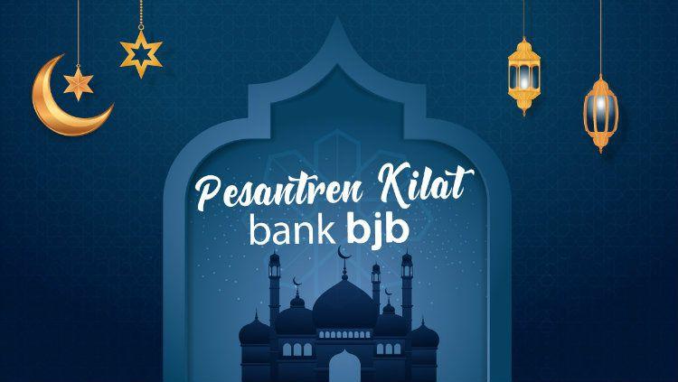 Bank bjb mengeluarkan program Pesantren Kilat di Kota Bandung. Copyright: © Corporate Secretary Bank bjb