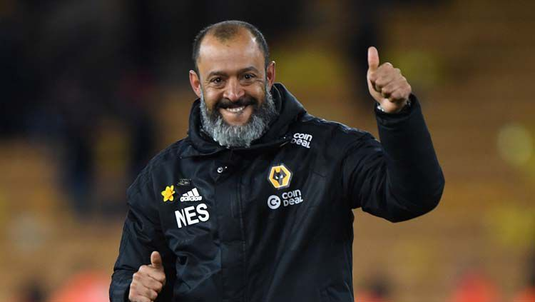 Nuno Espirito Santo adalah pelatih Wolverhampton Wanderers yang sedang naik daun saat ini. Copyright: © Sam Bagnall - AMA/Getty Images