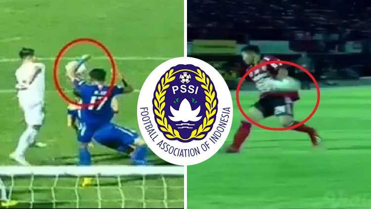 Regulasi Membiarkan Persija Dicurangi 2 Kali Karena Hands Ball. Copyright: © Youtube