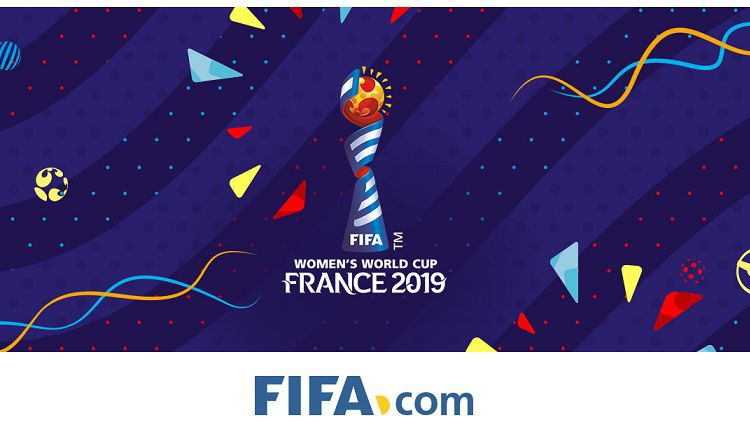Logo Piala Dunia Wanita 2019 Copyright: © FIFA