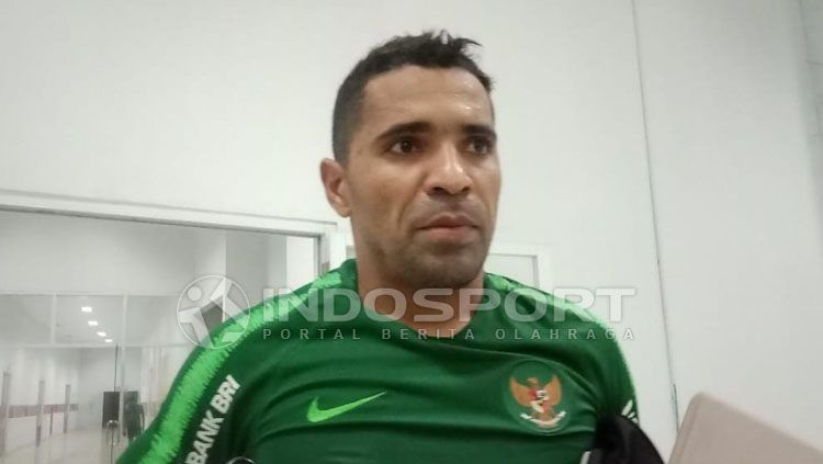 Beto Goncalves, striker Timnas Indonesia. Copyright: © Shintya Anya Maharani