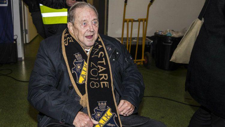 Lennart Johansson tutup usia. Copyright: © MICHAEL CAMPANELLA/Getty Images