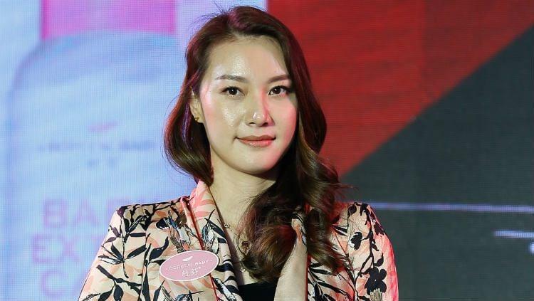 Sudah diselingkuhi namun memilih memaafkan, media China menyebut istri Lin Dan yakni Xie Xingfang bukanlah orang biasa. Copyright: © VCG/VCG via Getty Images