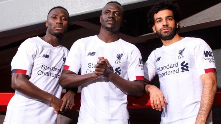 Jersey Tandang Liverpool Musim 2019/20 Copyright: © instagram.com/liverpoolfc/