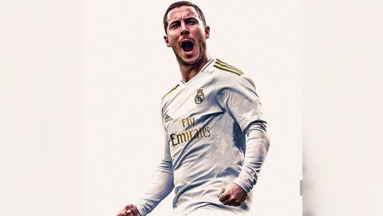 Eden Hazard meminta pelatih Belgia U-21 untuk membawanya ke Olimpiade Tokyo Copyright: © https://www.instagram.com/p/Byb99_SIkEo/