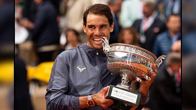 Rafael Nadal berhasil menjadi juara French Open 2019 Copyright: © TPN/GettyImages