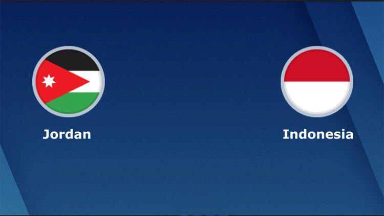 Yordania vs Timnas Indonesia U-23. Copyright: © Sofa Score