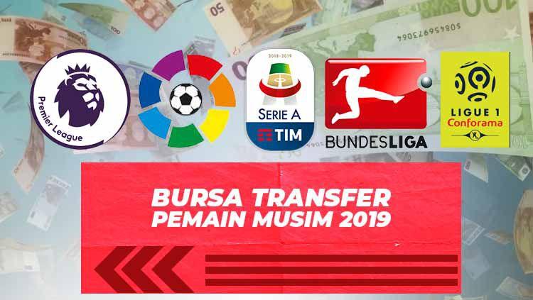Bursa transfer musim panas 2019 di mana AC Milan sangat ramai dikaitkan dengan beberapa pemain berbakat di sepak bola Eropa. Copyright: © Eli Suhaeli/INDOSPORT