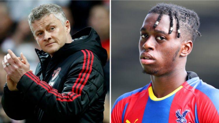 Ole Gunnar Solskjaer sangat menginginkan Aaron Wan-Bissaka gabung Manchester United di bursa transfer musim panas 2019. (Foto: sportbible.com) Copyright: © sportbible.com