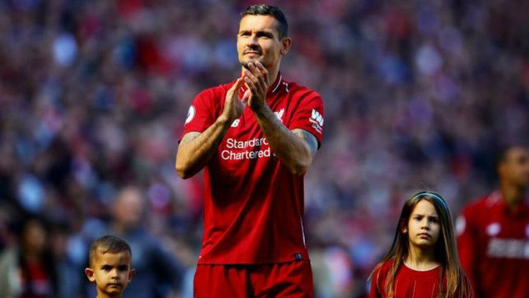 Bek Liverpool Dejan Lovren. Copyright: © Metro.co.uk/Getty Images
