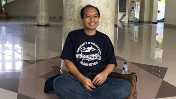 Kepala BNPB, Sutopo Purwo Nugroho Copyright: © Instagram Sutopo Purwo Nugroho