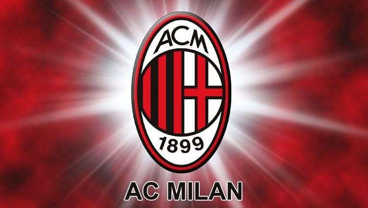 Logo AC Milan Copyright: © WallpaperCave