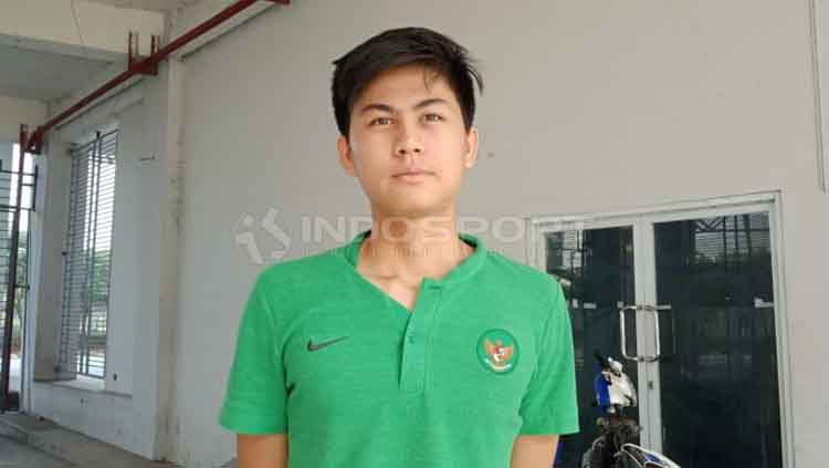 Rendy Juliansyah, Pemain Timnas Indonesia U-19. Copyright: © Shintya Anya Maharani/INDOSPORT