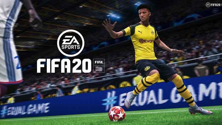 Game eSports  FIFA 20 secara resmi tidak mendapatkan lisensi dari klub jawara Serie A, yaitu Juventus, sehingga harus berganti nama menjadi Piemonte Calcio. Copyright: © EA.com