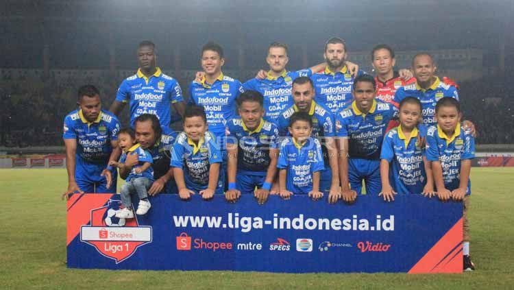 Tiga pemain Persib Bandung akan dipinjamkan ke Blitar Bandung United di Liga 2. Foto: Arif Rahman/INDOSPORT Copyright: © Arif Rahman/INDOSPORT
