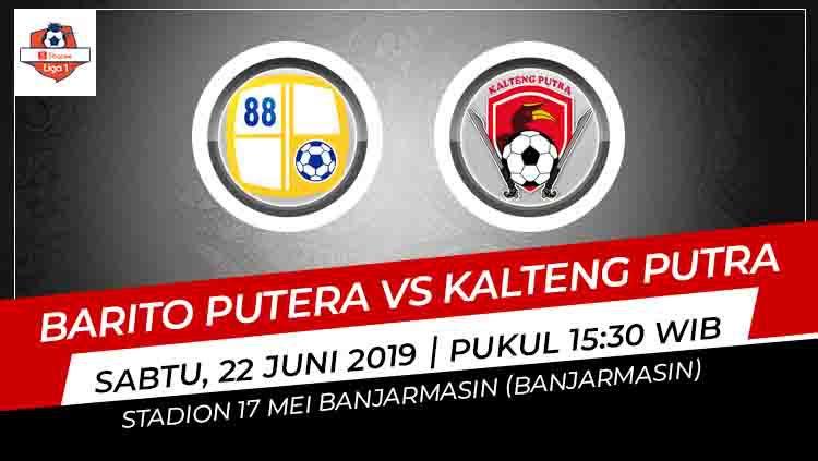Barito Putera vs Kalteng Putra (Prediksi) Copyright: © INDOSPORT