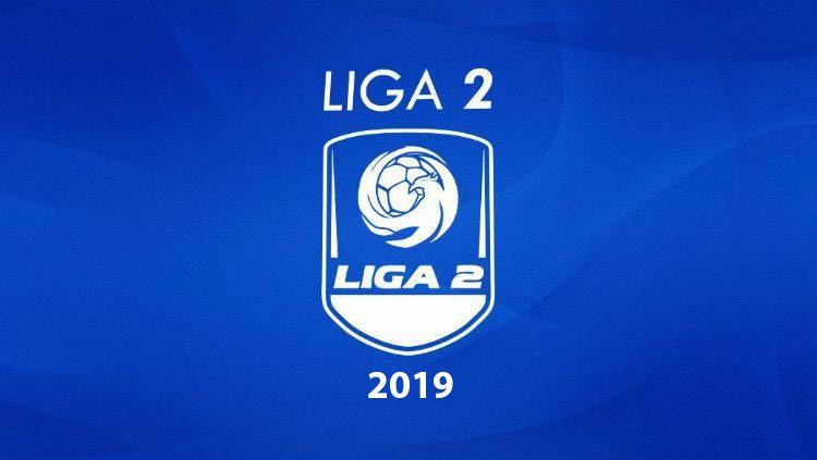 Ilustrasi logo Liga 2 2019. Copyright: © yodab.id