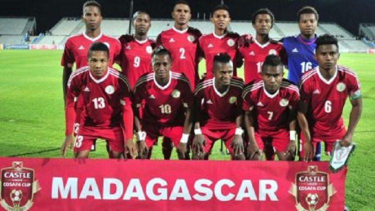 Foto skuat Timnas Madagaskar 2018 Copyright: © http://24jambola.com