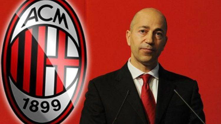 Berbeda dengan Paolo Maldini, evaluasi dan pengawasan akan dilakukan oleh Elliott Management untuk CEO klub AC Milan, Ivan Gazidis. Copyright: © www.acmilaninfo.com