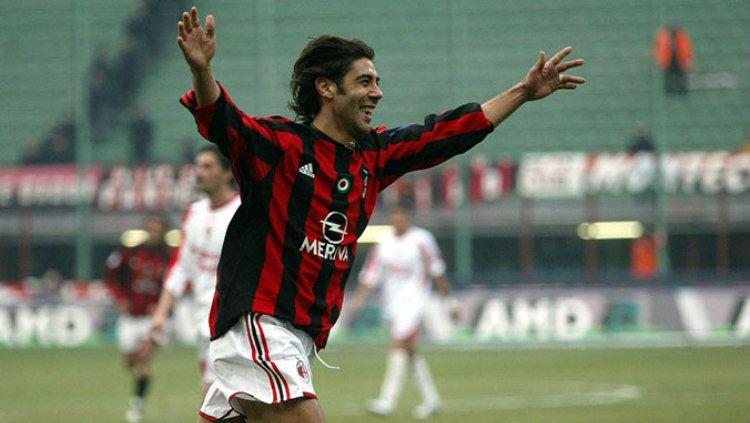Rui Costa semasa masih membela AC Milan Copyright: © www.acmilan.com