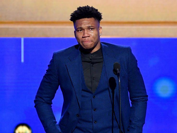Giannis Antetokounmpo MVP, Ini Daftar Para Pemenang di NBA Awards 2019