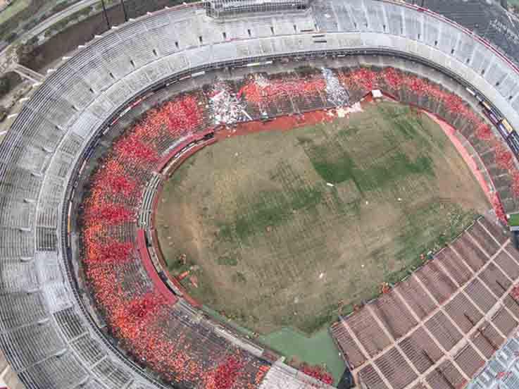 San Siro Lebih Beruntung, 8 Stadion Ini Diabaikan bagaikan Rumah Hantu