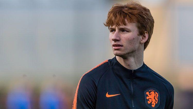 Sepp van den Berg, bintang muda asal Belanda Copyright: © Vi-Images/GettyImages