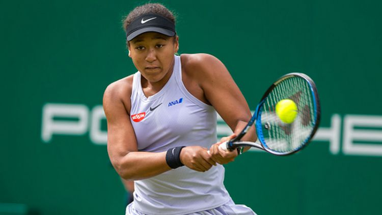 Naomi Osaka, petenis asal Jepang. Copyright: © Roger Evans/Action Plus via Getty Images