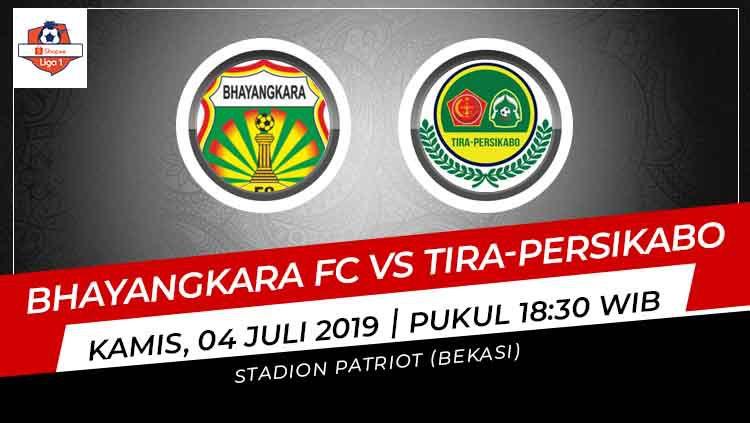 Prediksi Bhayangkara FC vs TIRA-Persikabo Copyright: © INDOSPORT