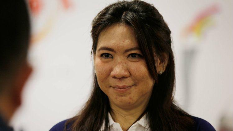 Susy Susanti mengatakan kemenangan yang diraih di Badminton Asia Team Championships 2020 membuat Indonesia berpeluang jadi juara Piala Thomas 2020 Copyright: © Sanchit Khanna/Hindustan Times via Getty Images