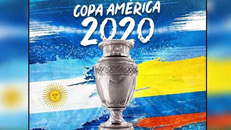 Copa America 2021 terancam bubar di tengah jalan menyusul lonjakan kasus positif Covid-19 di antara pemain, staf, dan pekerja yang saat ini mencapai angka 41. Copyright: © TimesNow
